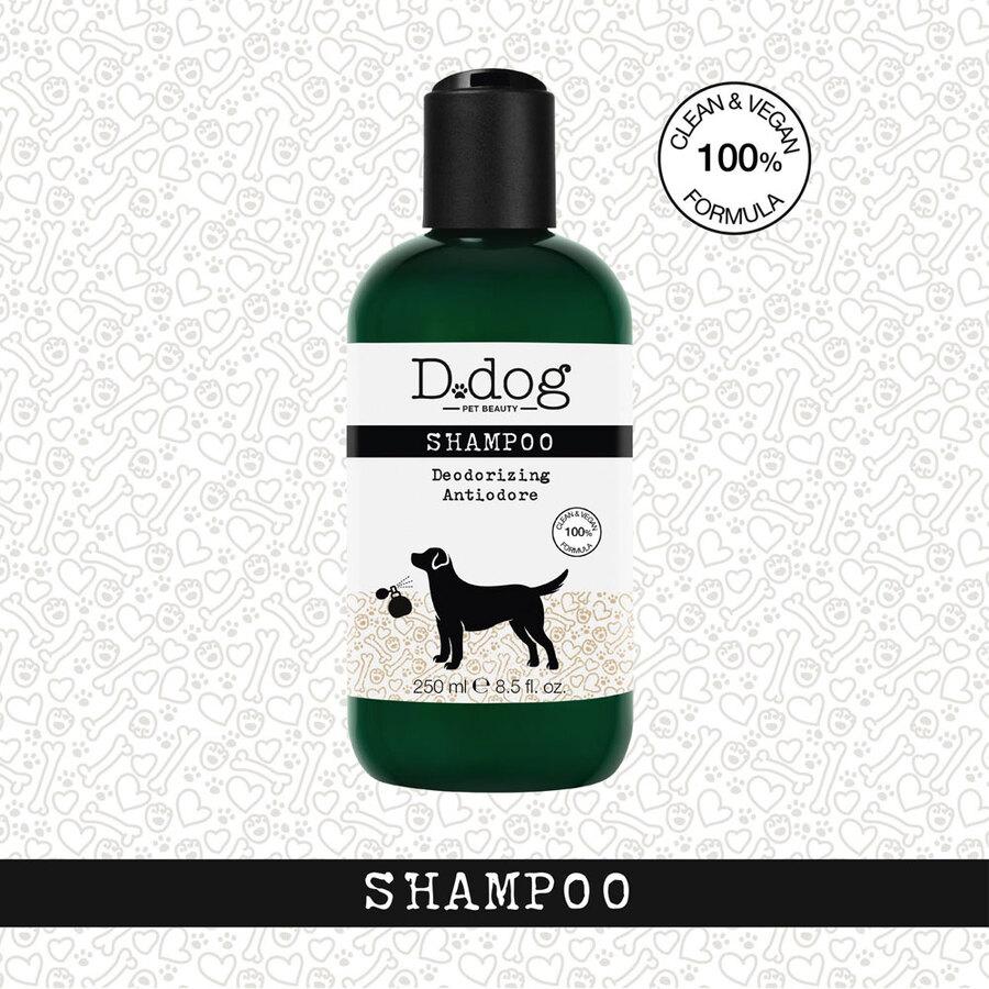Diego dalla Palma D Dog Shampoo Antiodore 250 ml