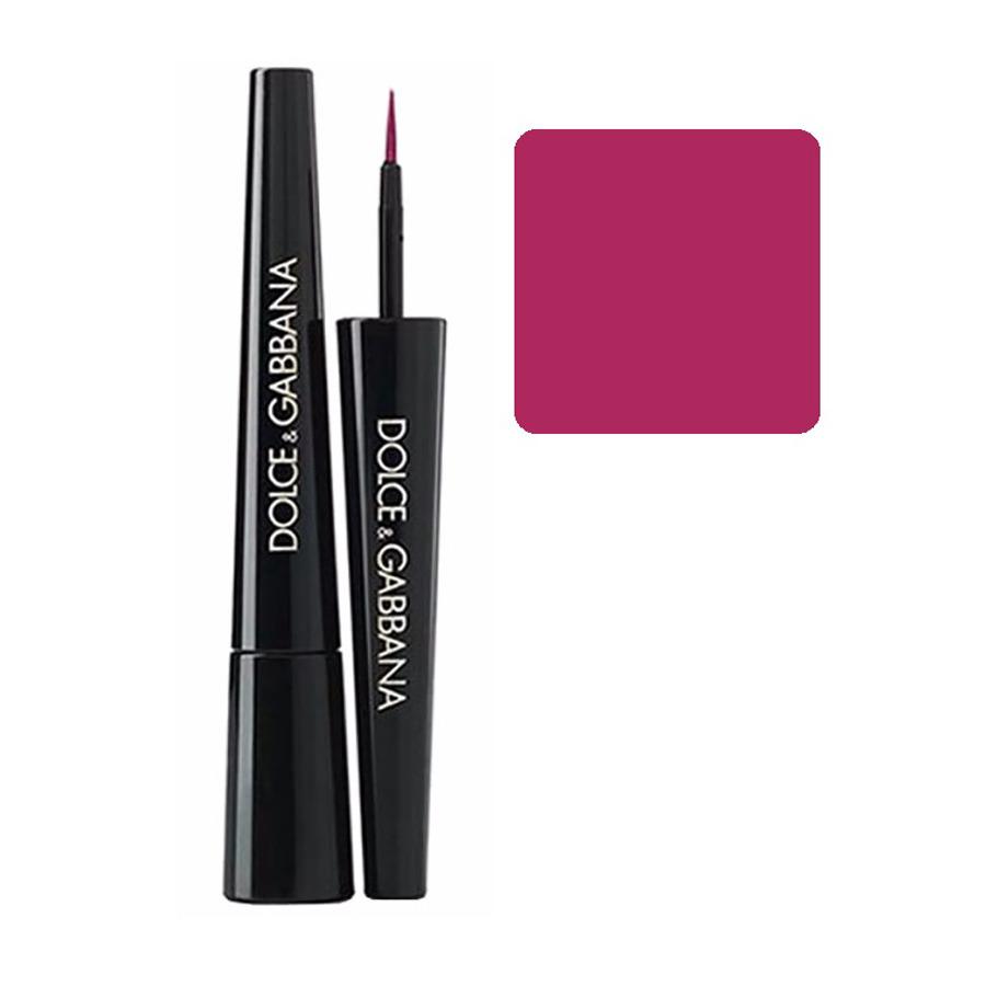 Dolce&Gabbana Glam Liner - Liquid Eyeliner n. 9 cyclamen