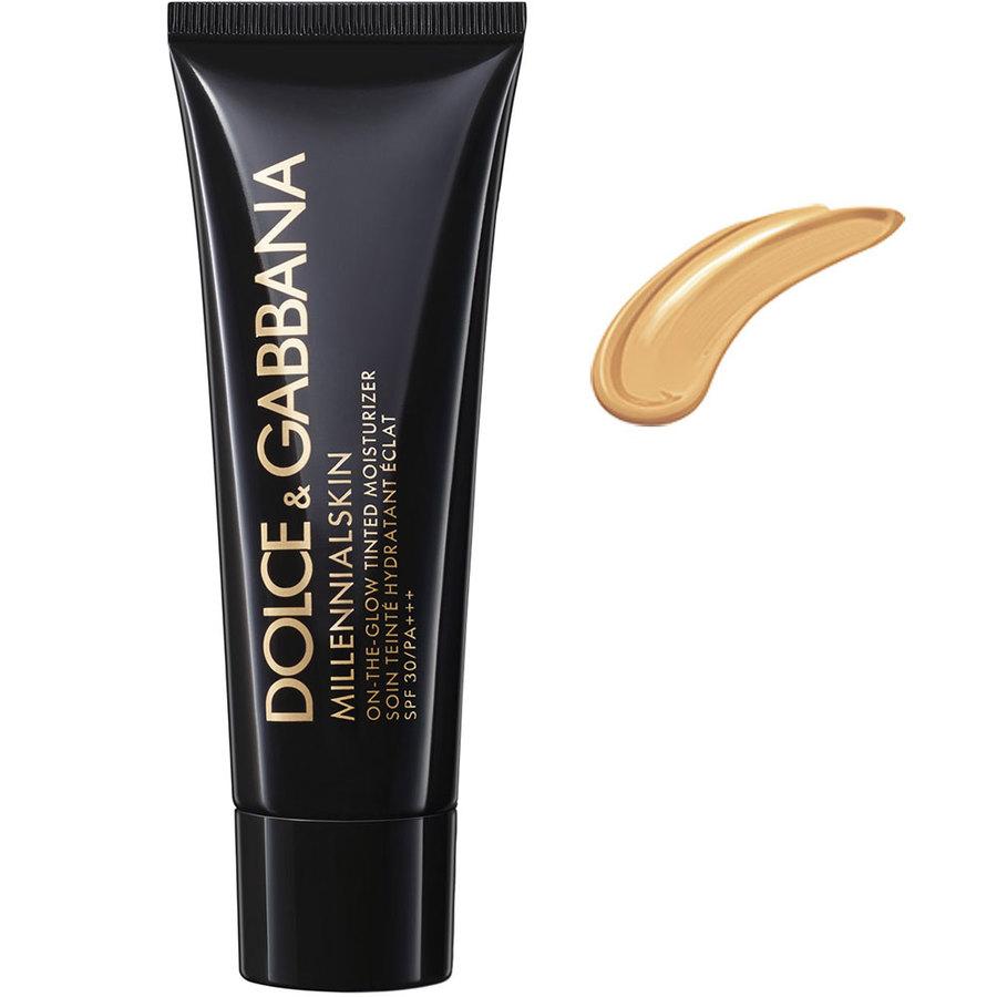 <br />Dolce & Gabbana Millenialskin On The Glow Tinted Moisturizer SPF30 n. medium 1 bronze