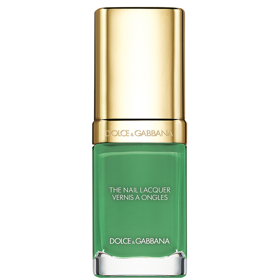 Dolce&Gabbana The Nail Lacquer n. 724 rock green