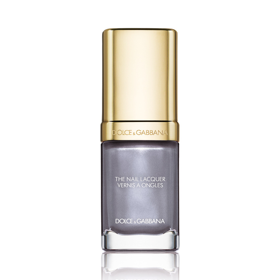 Dolce&Gabbana The Nail Lacquer n. 830 baroque silver 10 ml