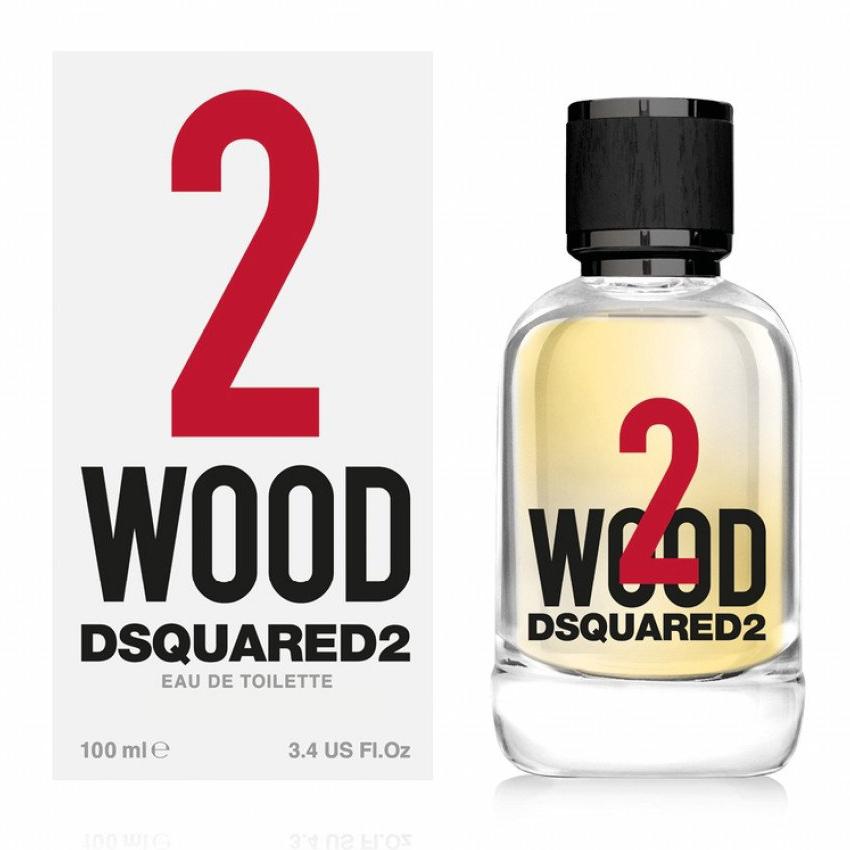 Dsquared2 2 Wood eau de toilette 100 ml spray