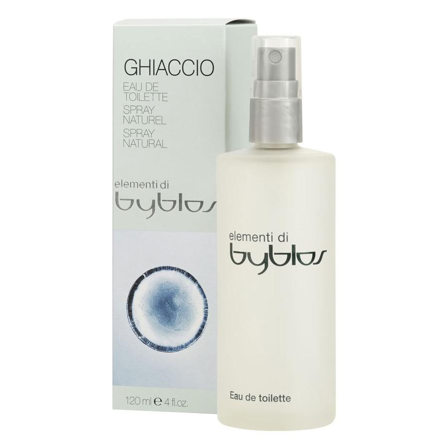 Elementi di Byblos - Ghiaccio eau de toilette 120 ml spray