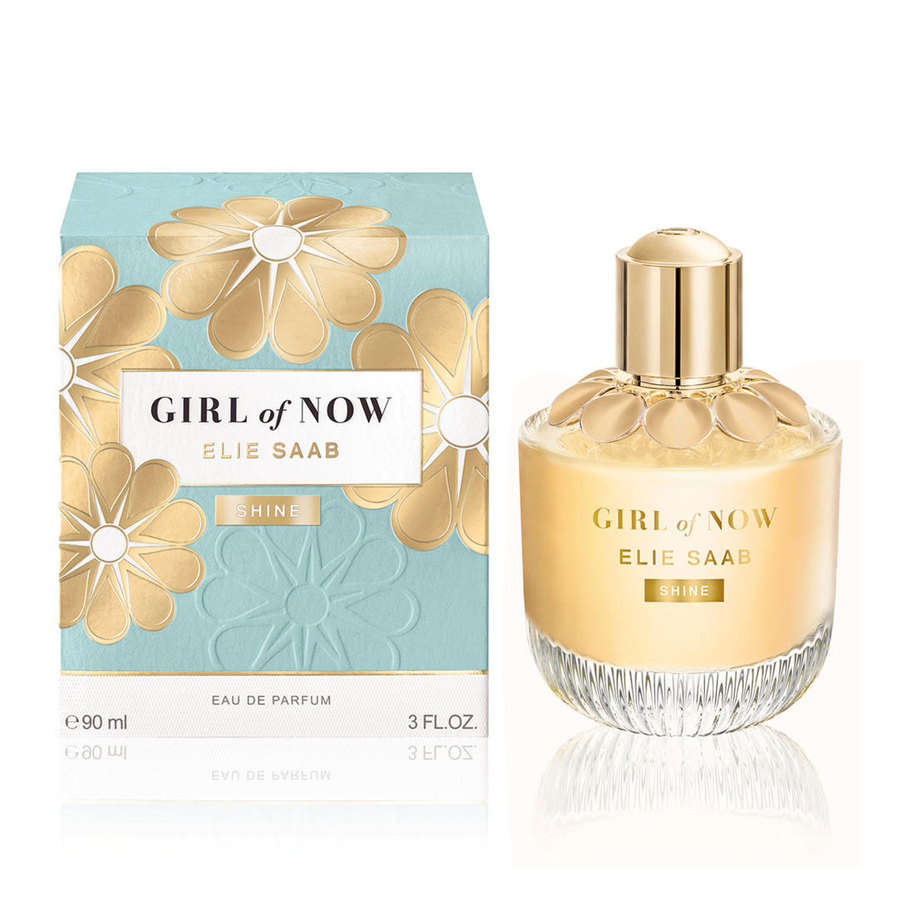 Elie Saab Girl of Now Shine eau de parfum 90 ml spray