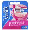 Gillette Venus ComfortGlide Spa Breeze Lame per Rasoio 4 pz