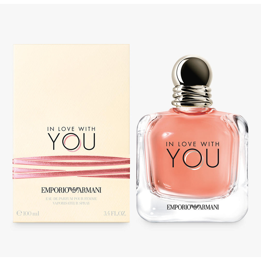 Giorgio Armani In Love With You eau de parfum 100 ml spray