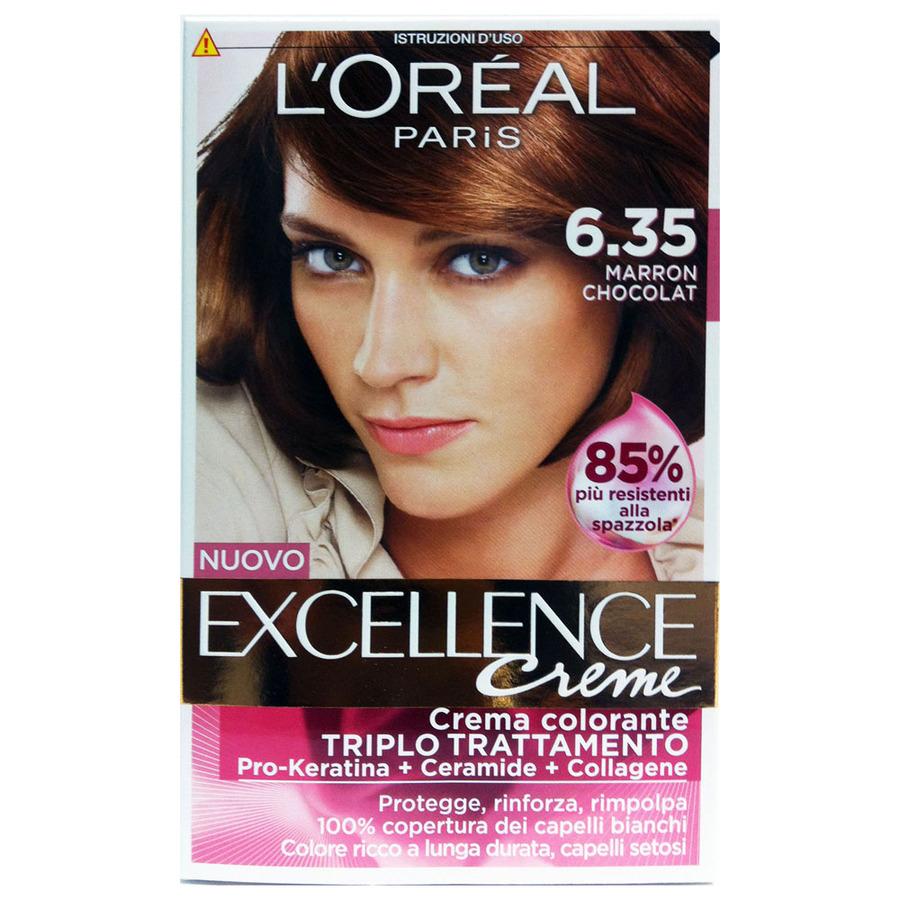 Colore dei capelli loreal