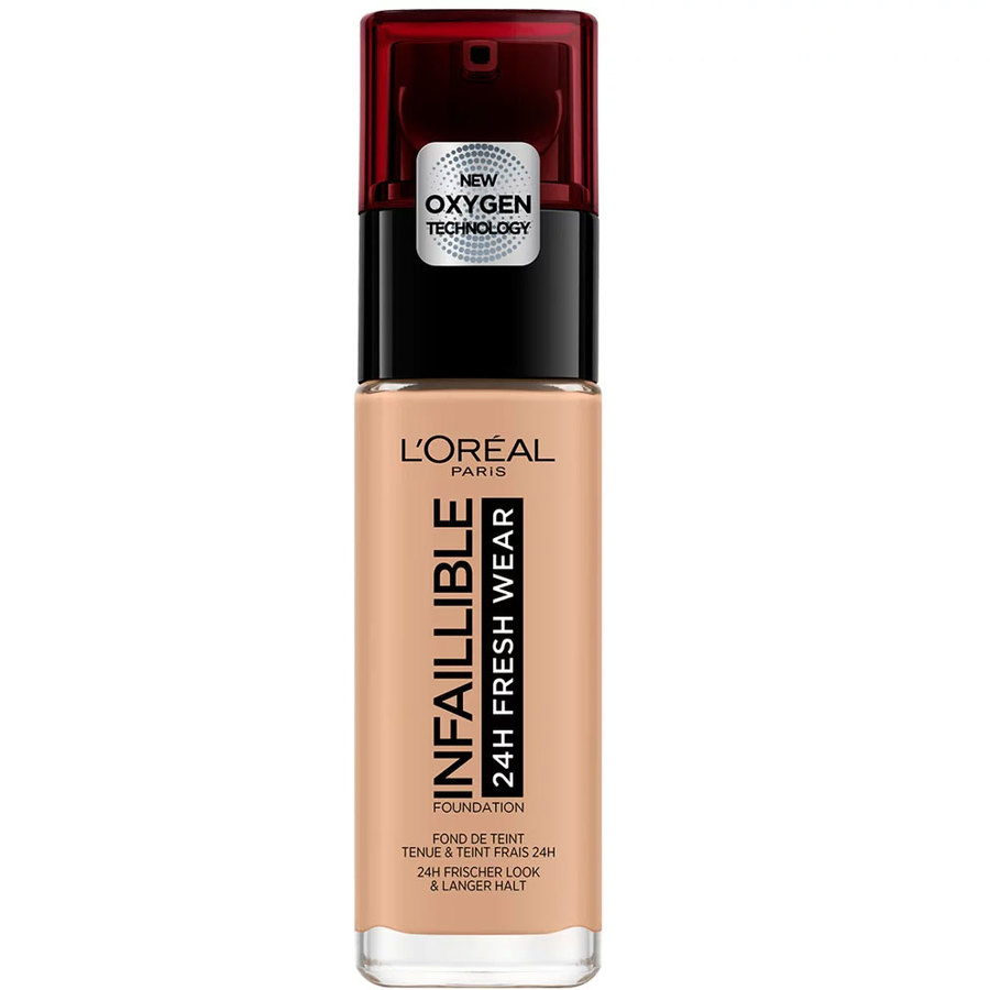 <br />L Oreal Infaillible 24H Fresh Wear n. 235 honey