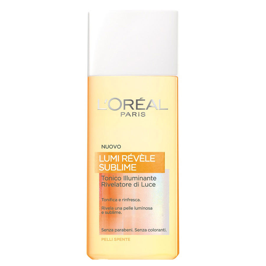 L Oreal Lumi Revele Sublime Tonico Illuminante 200 ml