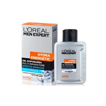L Oreal Men Expert Hydra Energetic Gel Dopobarba 100 ml