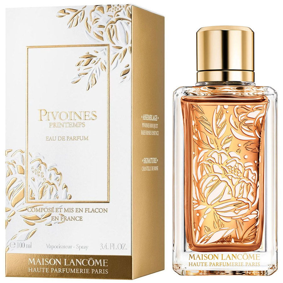 Lancome Maison Lancome Pivoines Printemps eau de parfum 100 ml spray