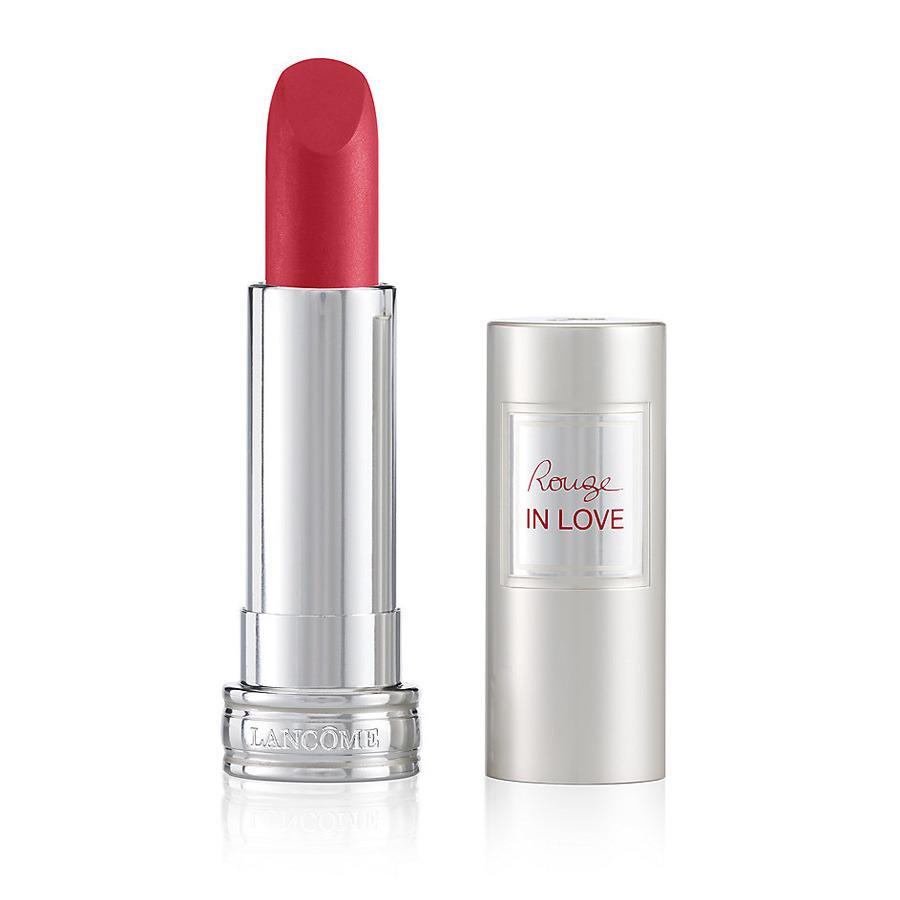 ROSSETTO BRILLANTE TENUTA 6H <br />Lancome Rouge In Love n. 187M Red My Lips
