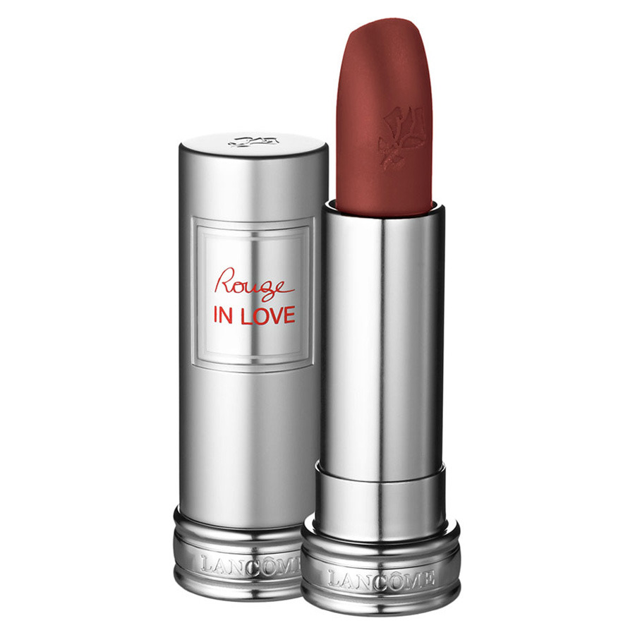 ROSSETTO BRILLANTE TENUTA 6H <br />Lancome Rouge In Love n. 292N Chez Prune