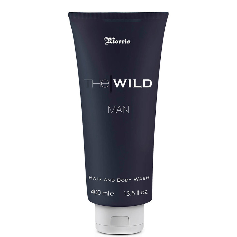 Morris The Wild Man Hair and Body Wash Doccia Shampoo 400 ml