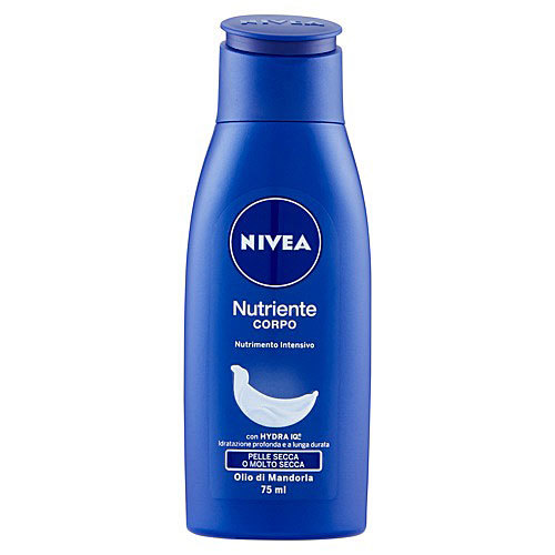 Nivea Nutriente Fluida Corpo Mini 75 ml
