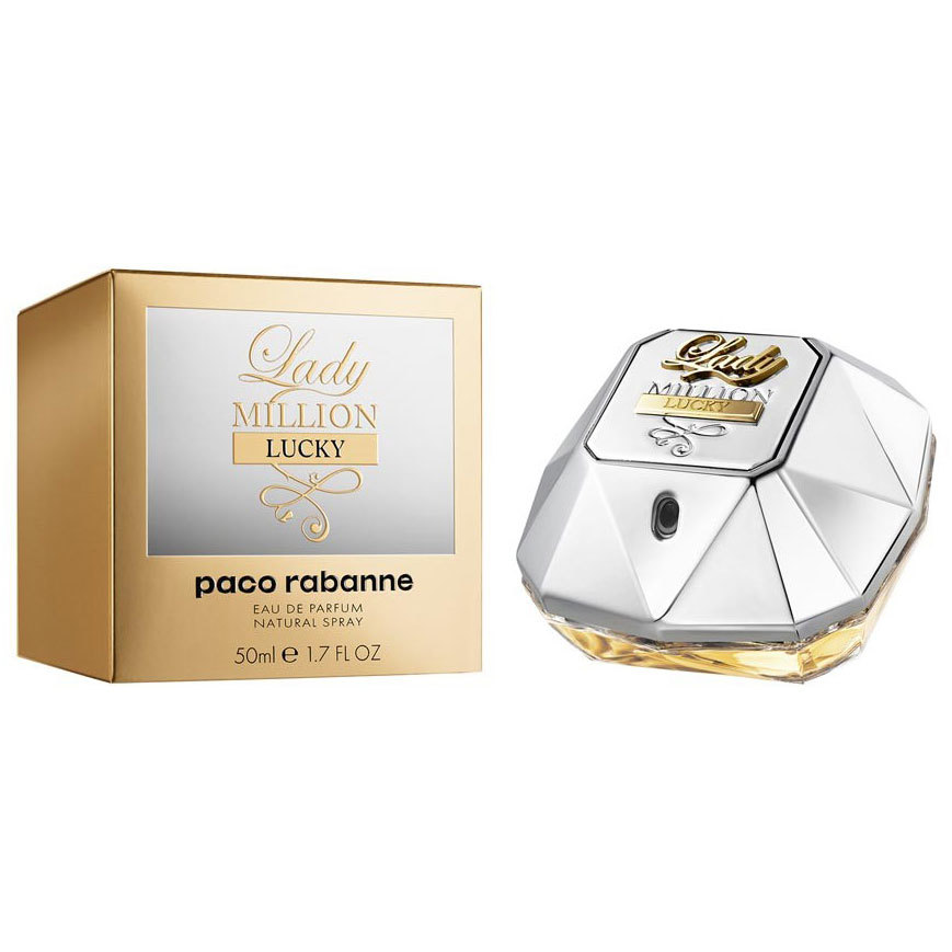 Paco Rabanne Lady Million Lucky eau de parfum 50 ml spray
