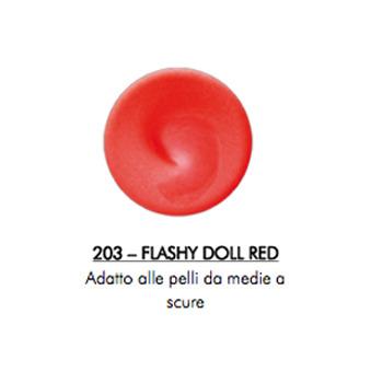Pupa Like A Doll Cream Blush n. 203 flashy doll red