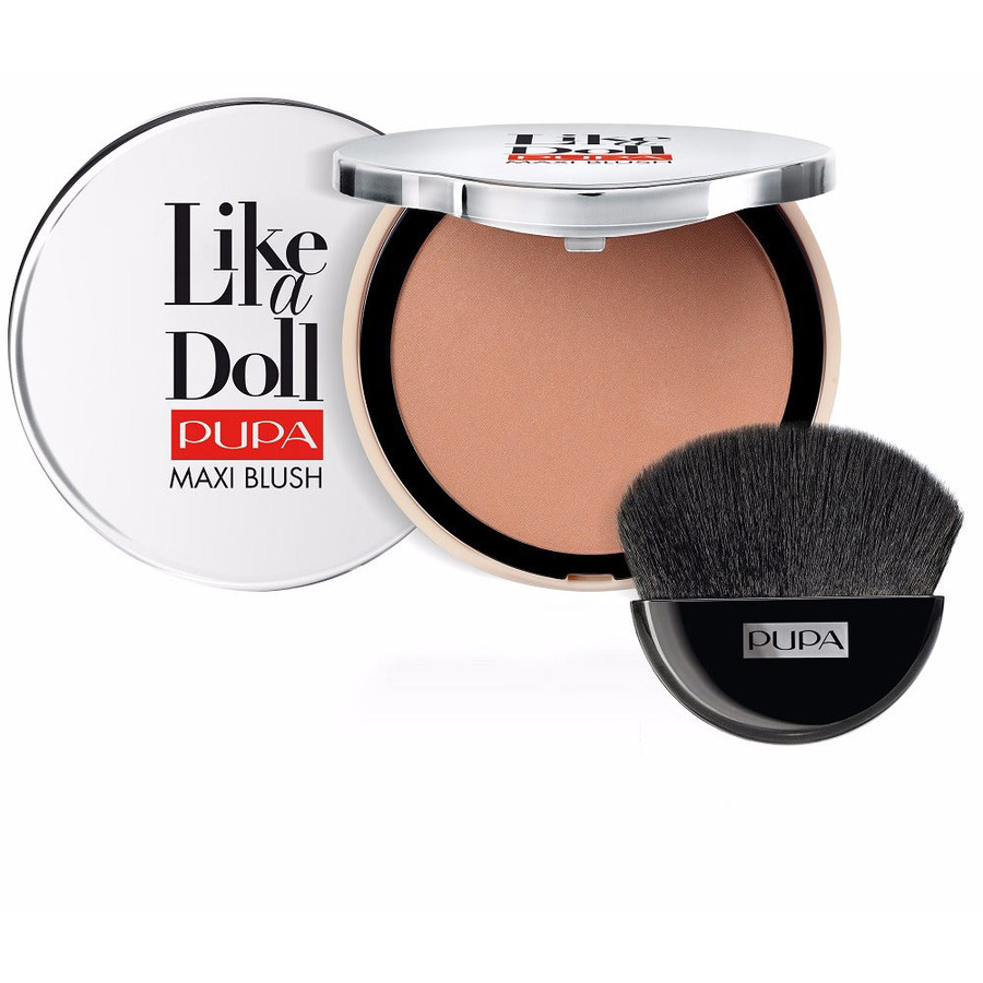 Pupa Like a Doll Maxi Blush n. 301 golden brown