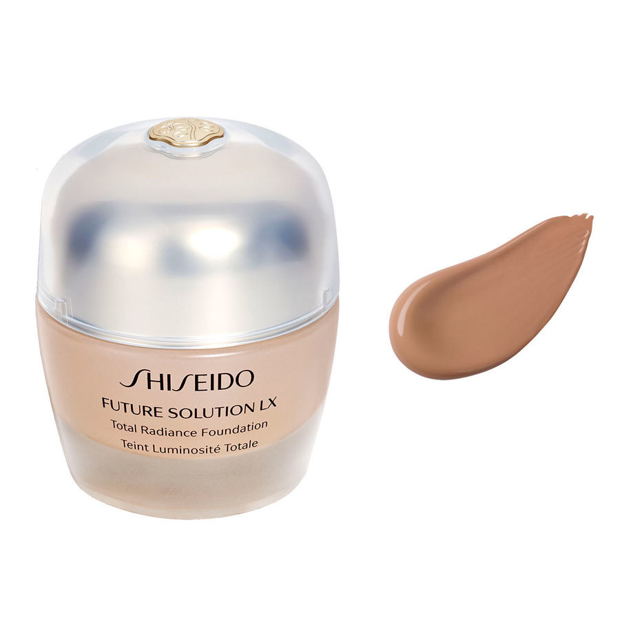 <br />Shiseido Future Solution LX Total Radiance Foundation neutral 3