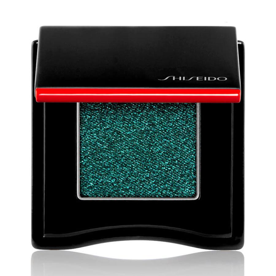 <br />Shiseido POP PowderGel Eye Shadow n. 16 zawa zawa green