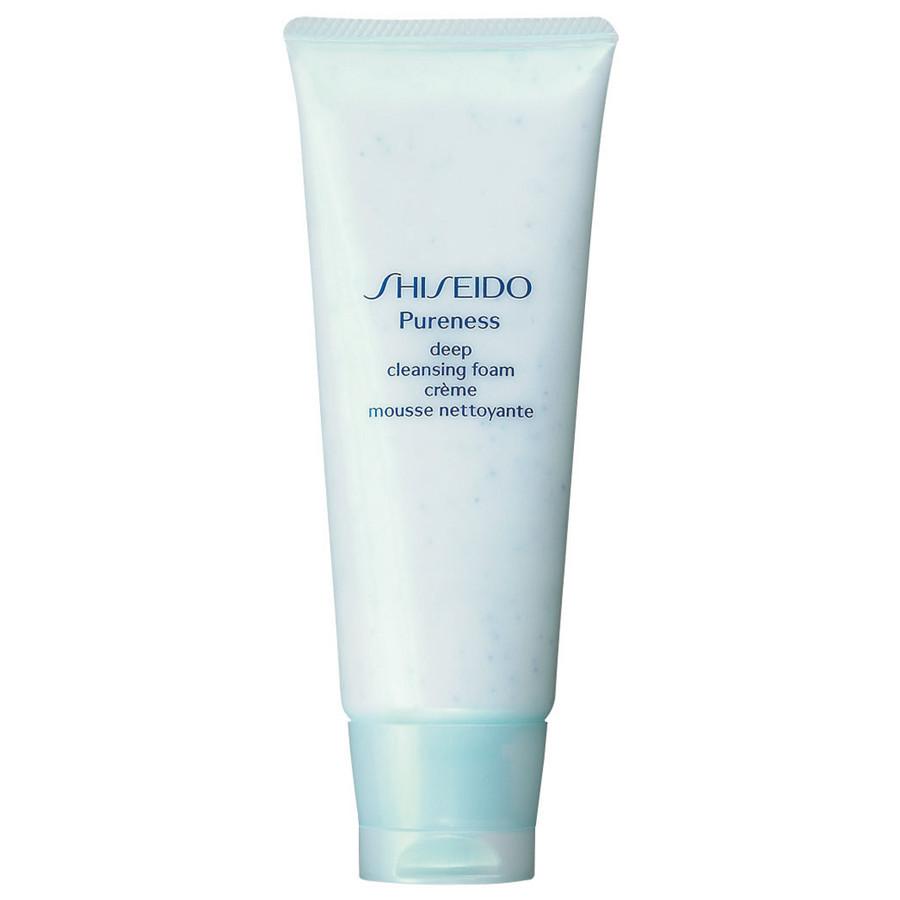 Shiseido Pureness Deep Cleansing Foam 100 ml