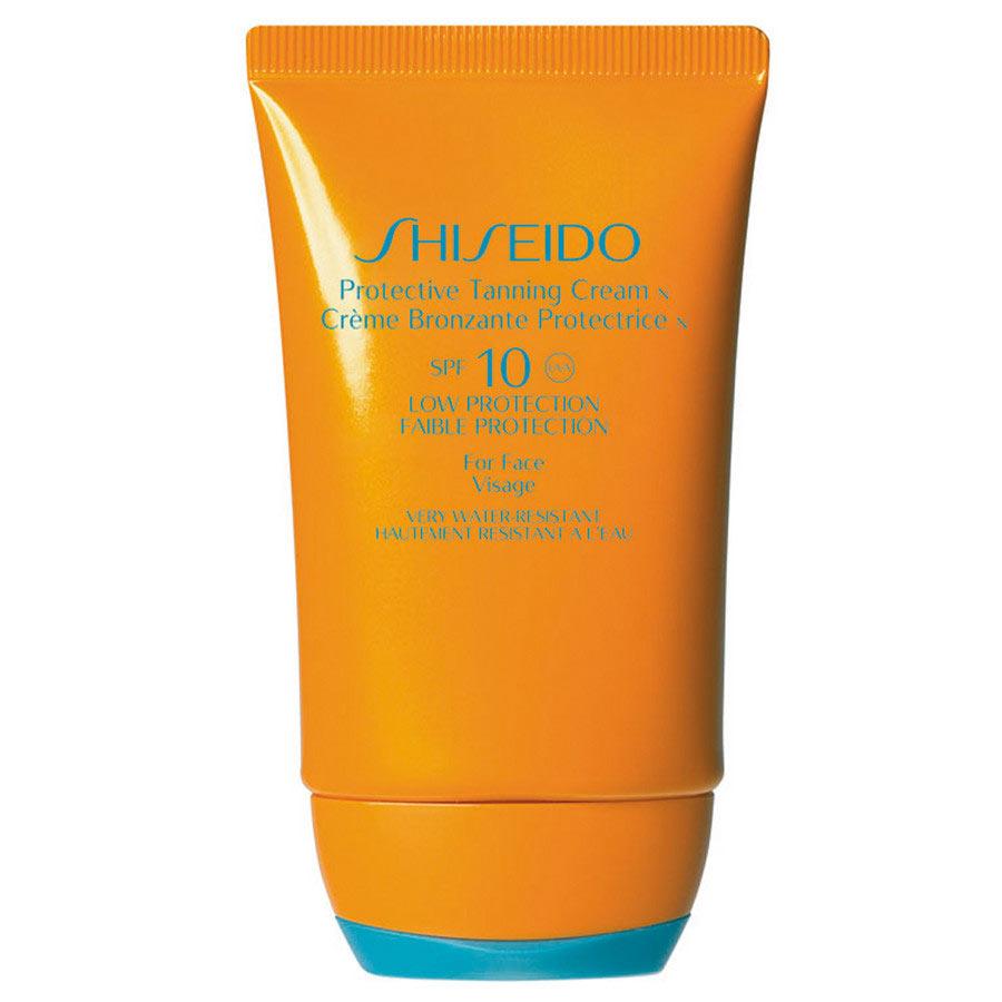 Shiseido Sun Protective Tanning Cream N SPF10 50 ml viso