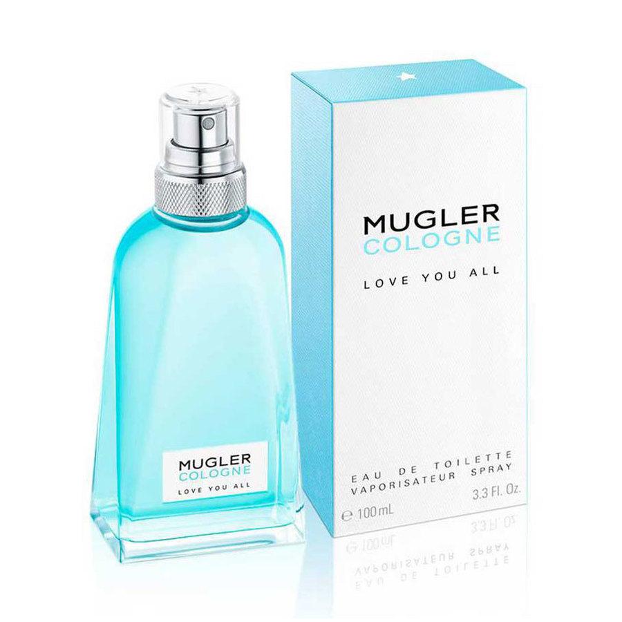 Thierry Mugler Mugler Cologne Love You All eau de toilette 100 ml spray