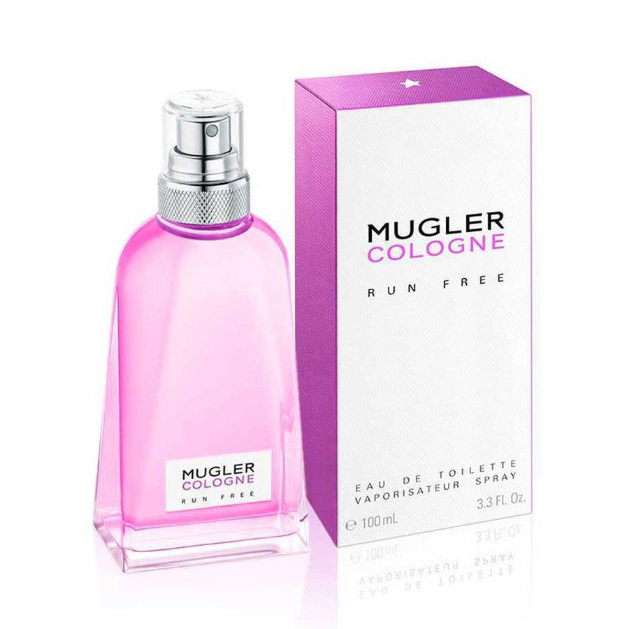 Thierry Mugler Mugler Cologne Run Free eau de toilette 100 ml spray