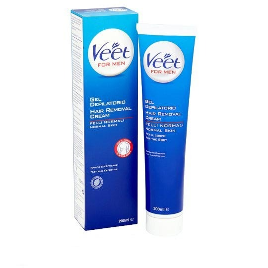 Veet For Men Gel Depilatorio 200 ml