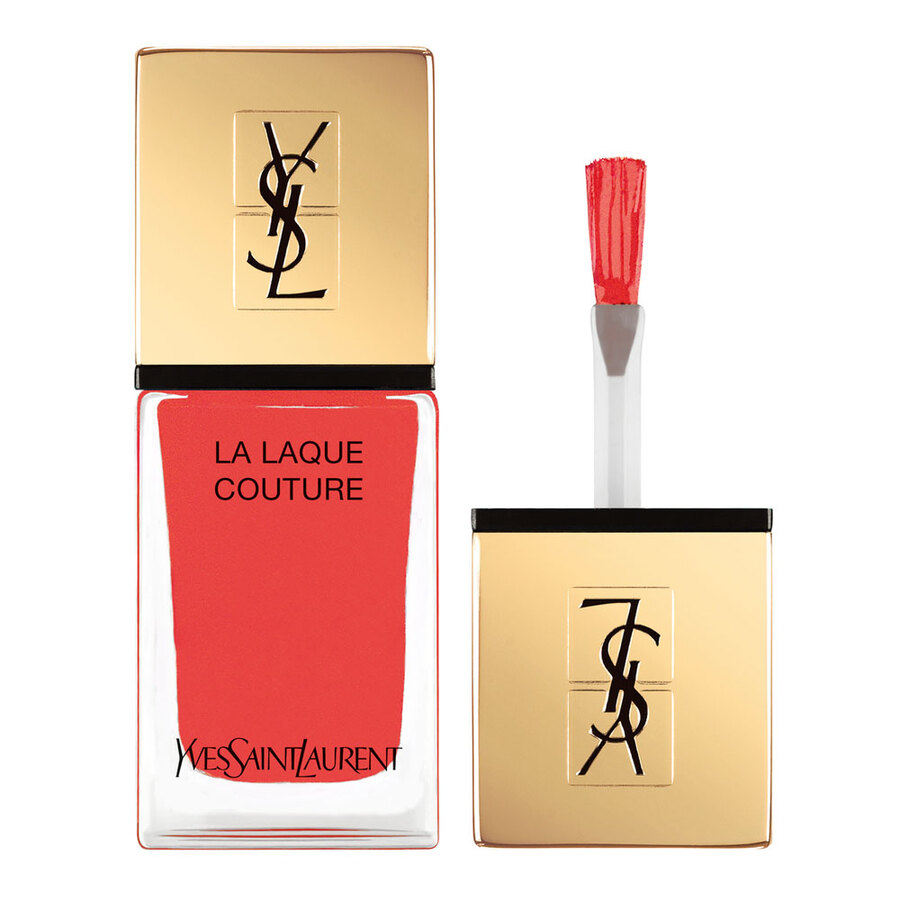 Yves Saint Laurent La Laque Couture n. 124 blushing pink